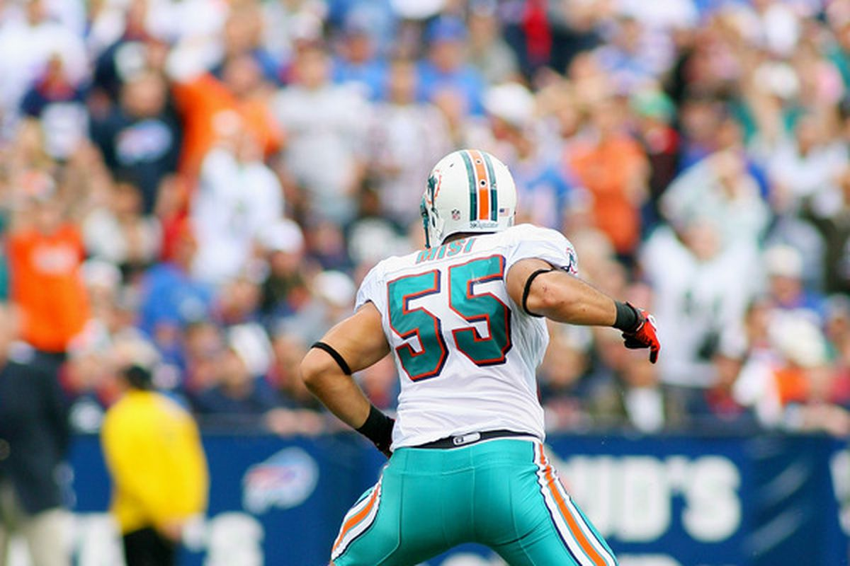 Miami Dolphins (Again) Pondering Position Switch for Koa Misi ...