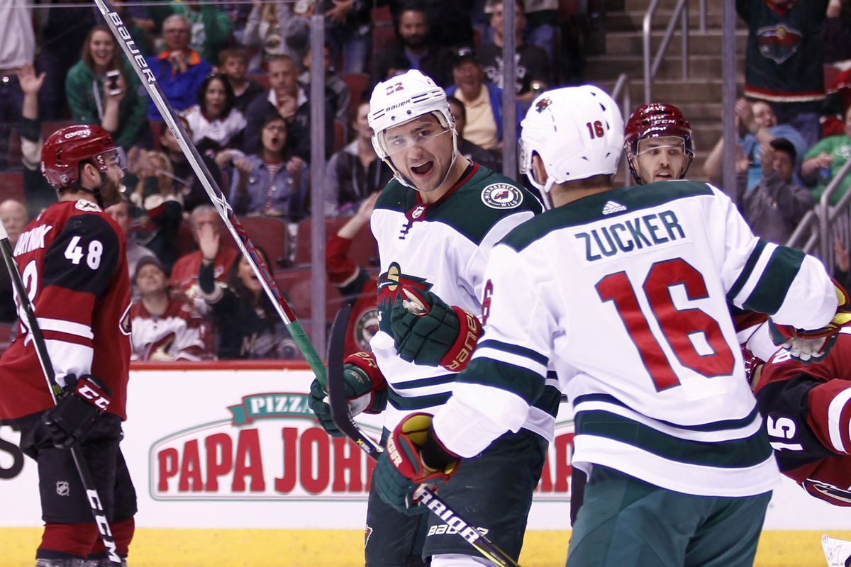 Why Nino Niederreiter And Jason Zucker Make Sense For Golden