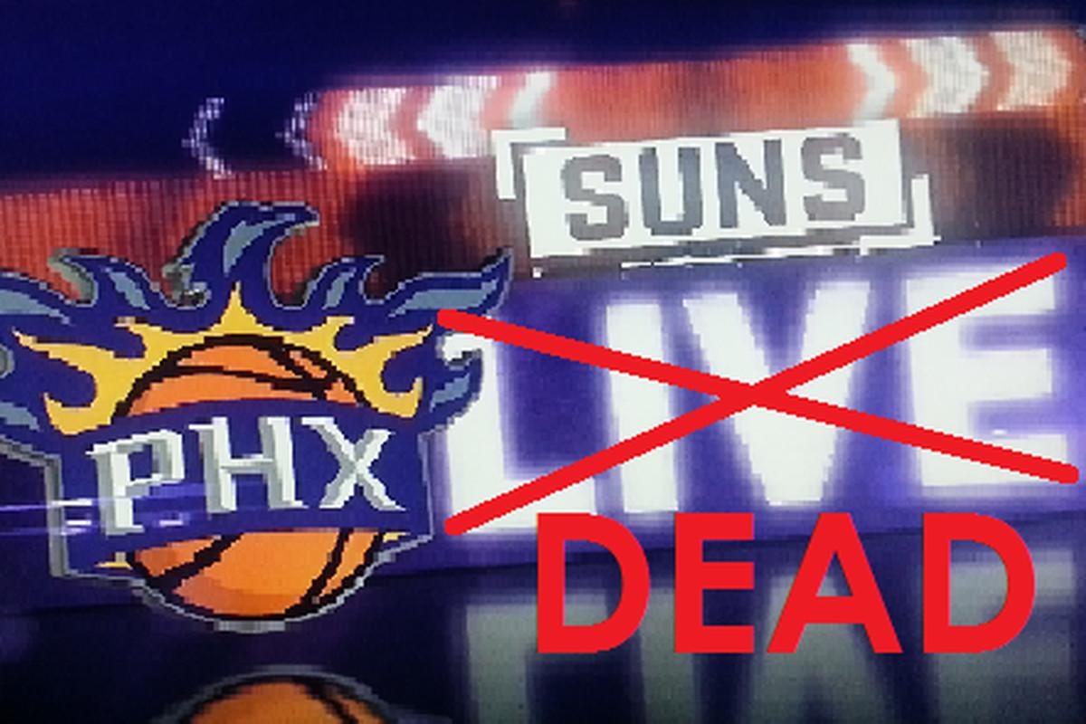 Are the Suns DOA?