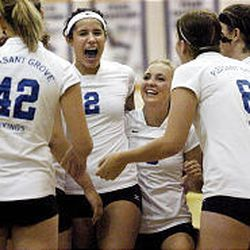 With much of its team intact from 2004, top-ranked Pleasant Grove is finding the start of '05 a scream.