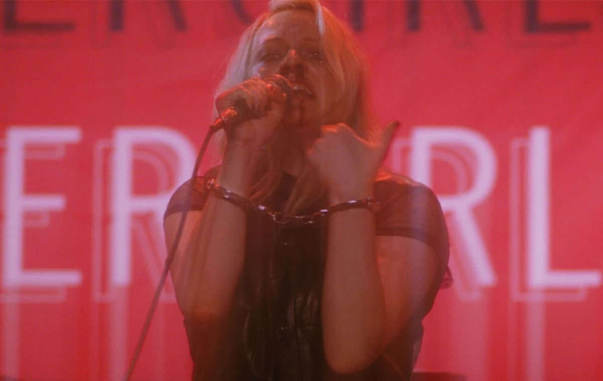Elisabeth Moss as punk rocker Becky Something in Her Smell.