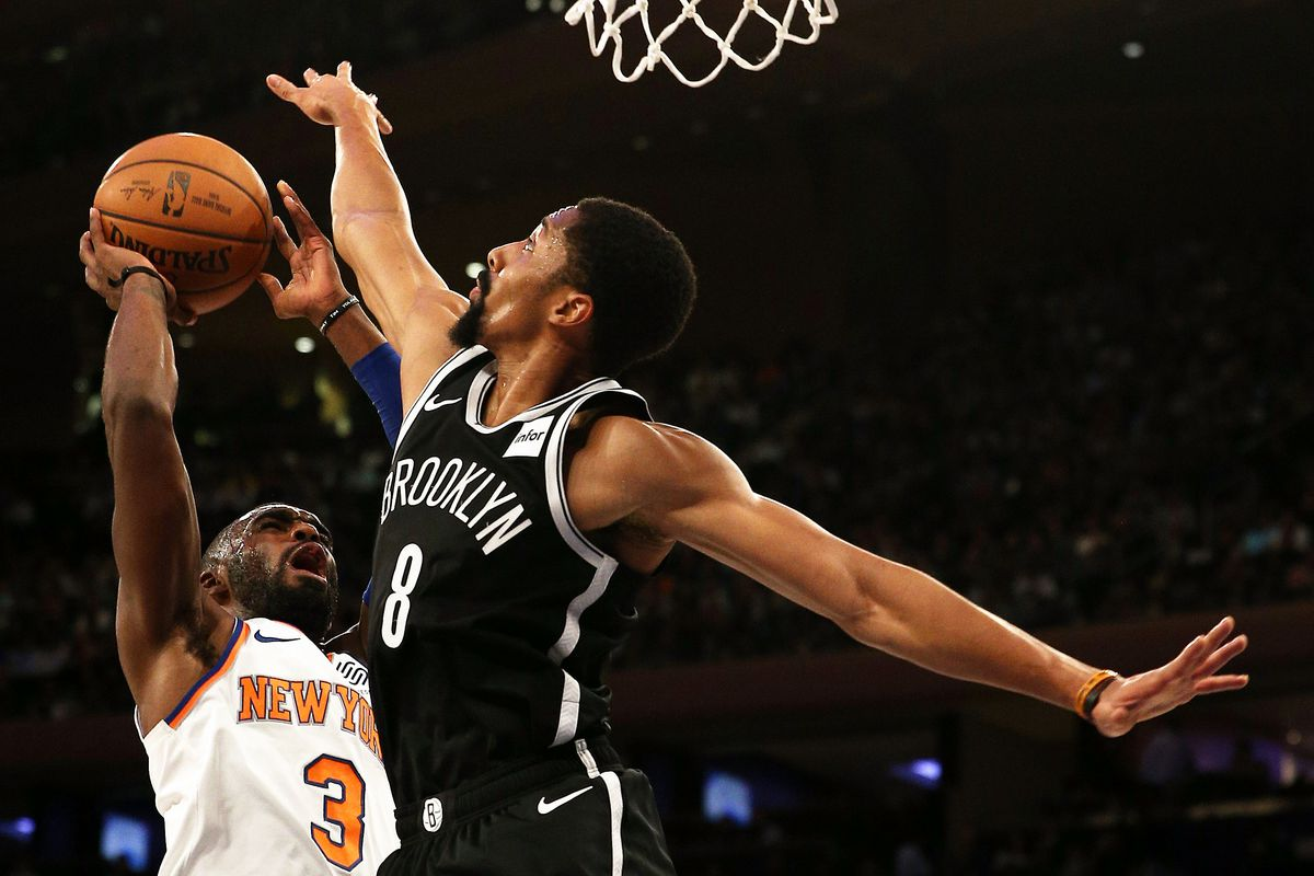 NBA: Preseason-Brooklyn Nets at New York Knicks