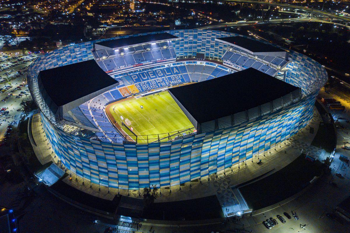 Puebla v Cruz Azul - Torneo Clausura 2019 Liga MX
