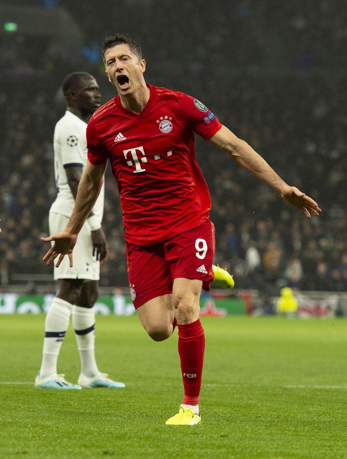 Tottenham Hotspur v Bayern Munchen: Group B - UEFA Champions League