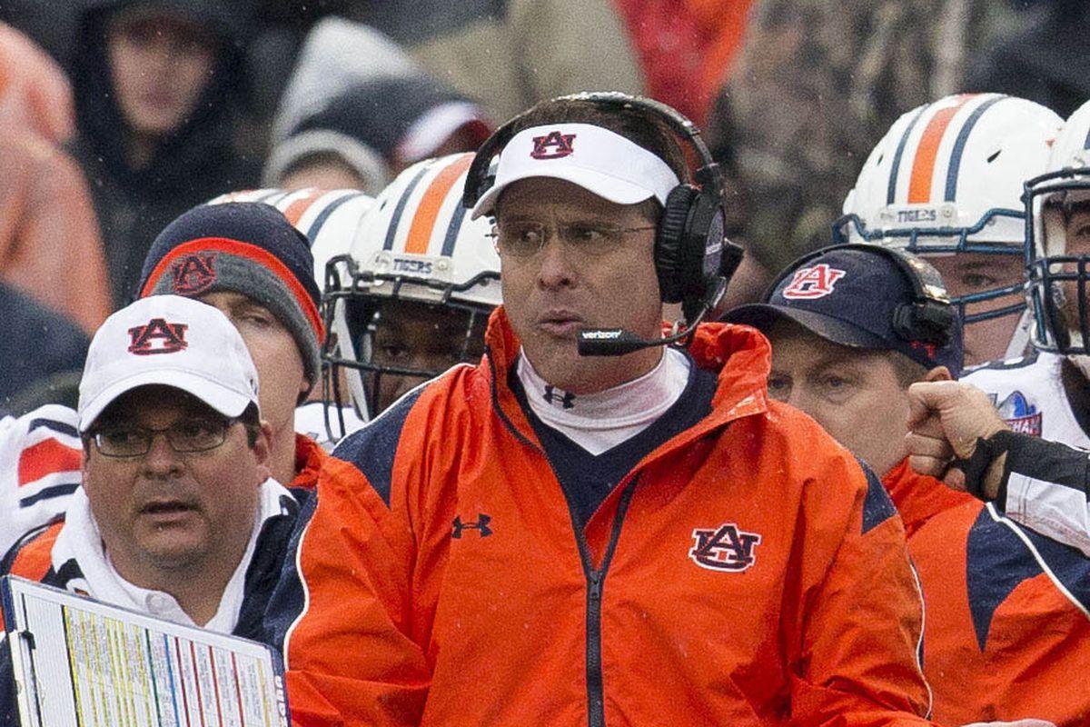 NCAA Football: Birmingham Bowl-Auburn vs Memphis