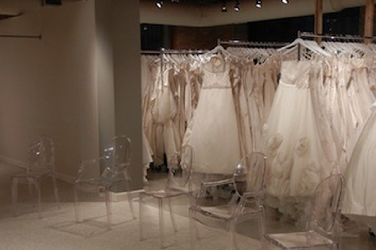 Glamour Closet Opens Largest Bridal Sample Store - Racked Chicago