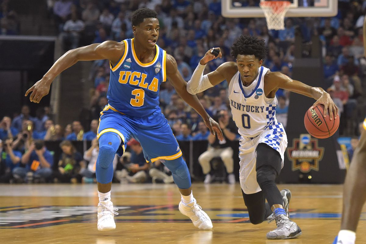 De'Aaron Fox To The Lakers Is A Real Possibility