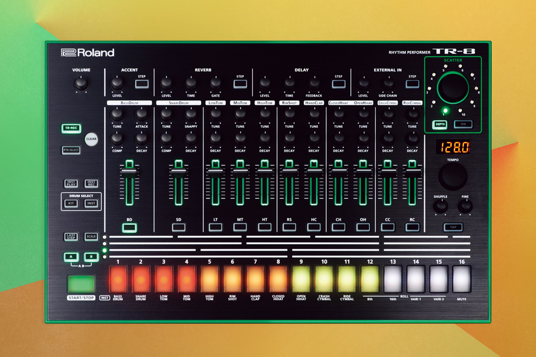 Japanese electronics company Roland released the TR-808 Rhythm Composer in  1980, and for a long time people thought the only way ...