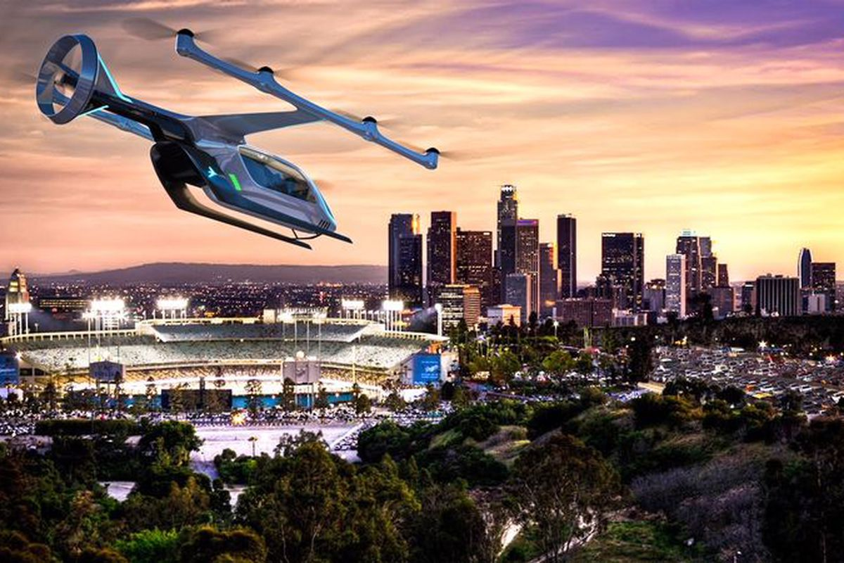 Uber's 'flying taxis' will be built by these five aerospace