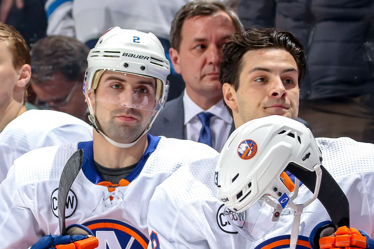 New York Islanders v Winnipeg Jets