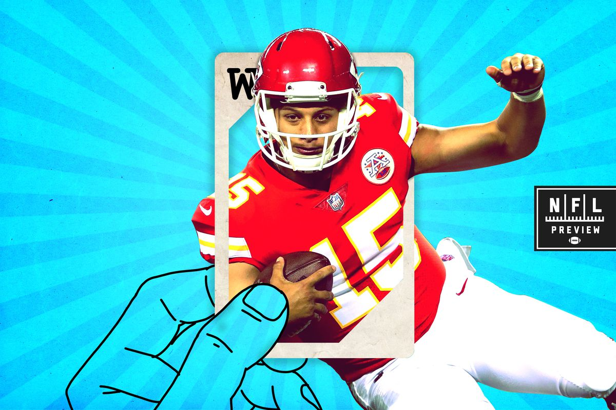 Fantasy Wild Cards Can Patrick Mahomes Be Andy Reid S New Donovan