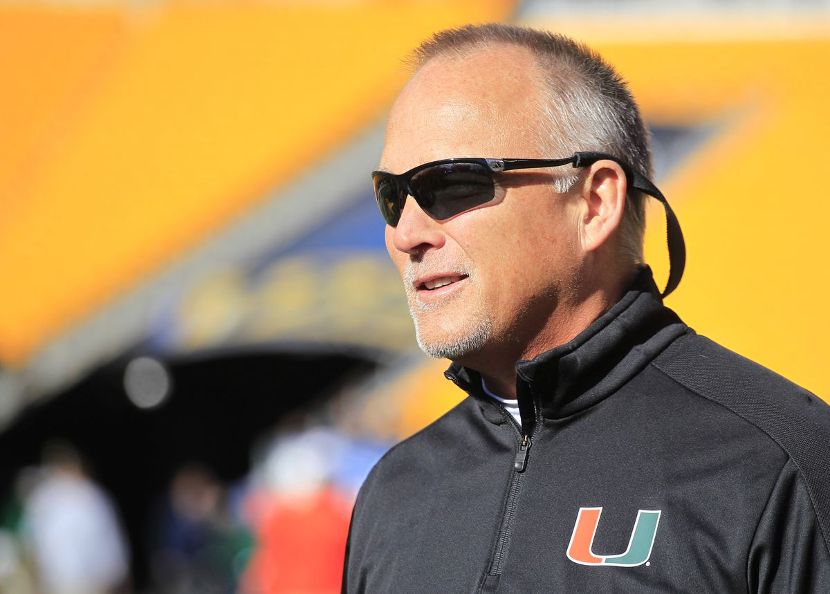 3dd7ba3b62ed Miami Hurricanes Football: a look at the coaching staff in coaching ...