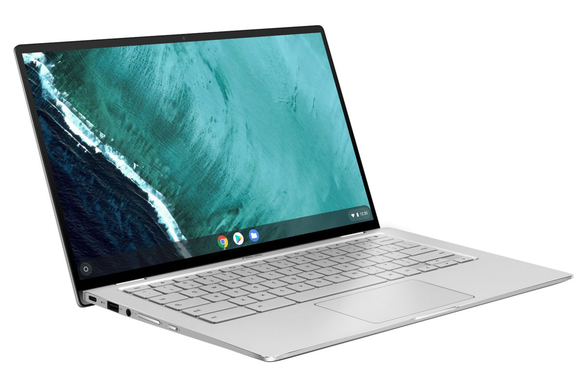 Asus S New Chromebook Flip Ups The Screen Size Adds 8th