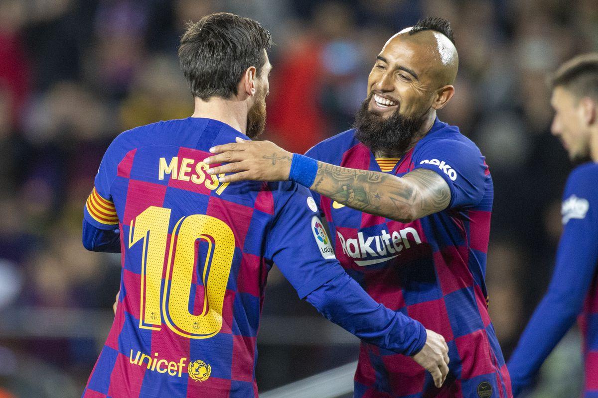 Barcelona V Real Sociedad