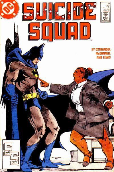 Amanda Waller Batman