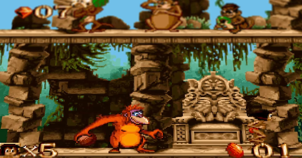 The Disney Classic Games Collection adds Jungle Book and SNES Aladdin -