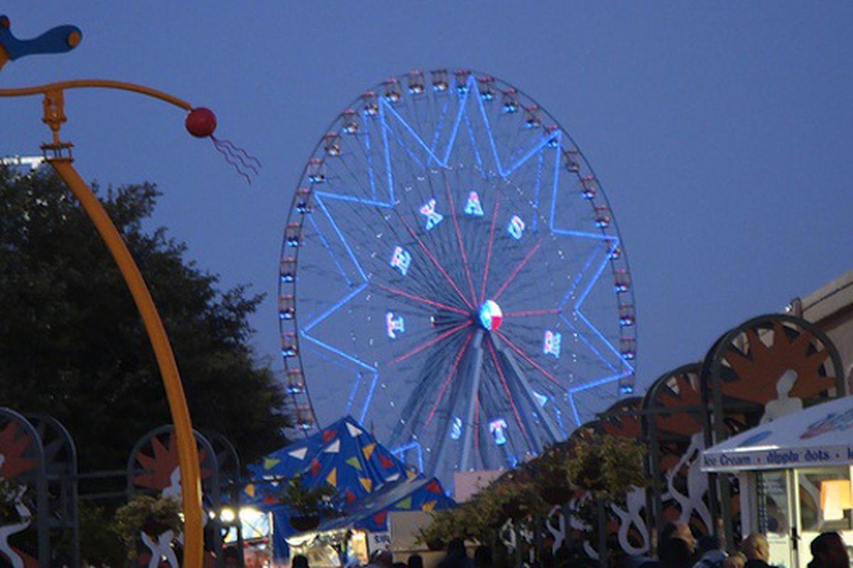 Texas State Fair.