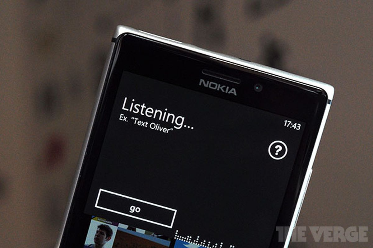 Windows Phone voice recognition