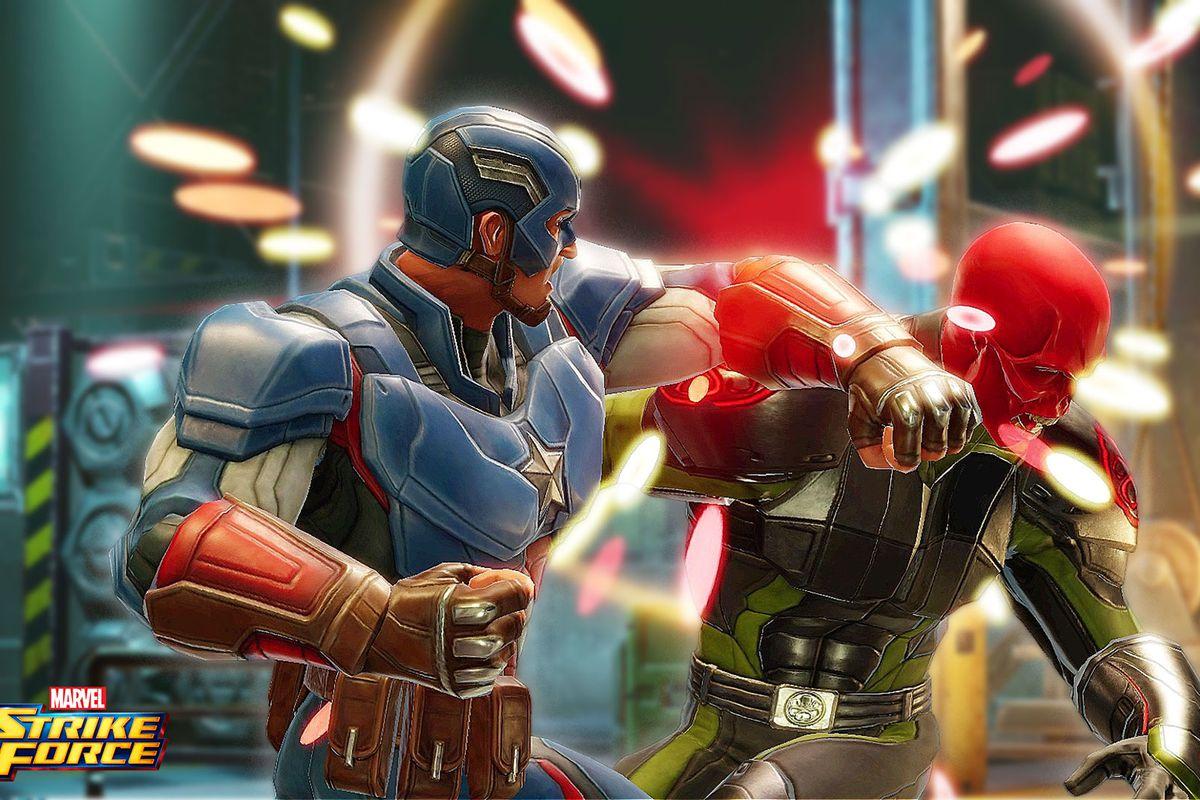 """Jeux de """"MARVEL Strike Force""""generator et telechargement gratuit sans offre et payer"""