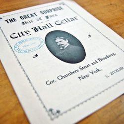 City Hall Cellar