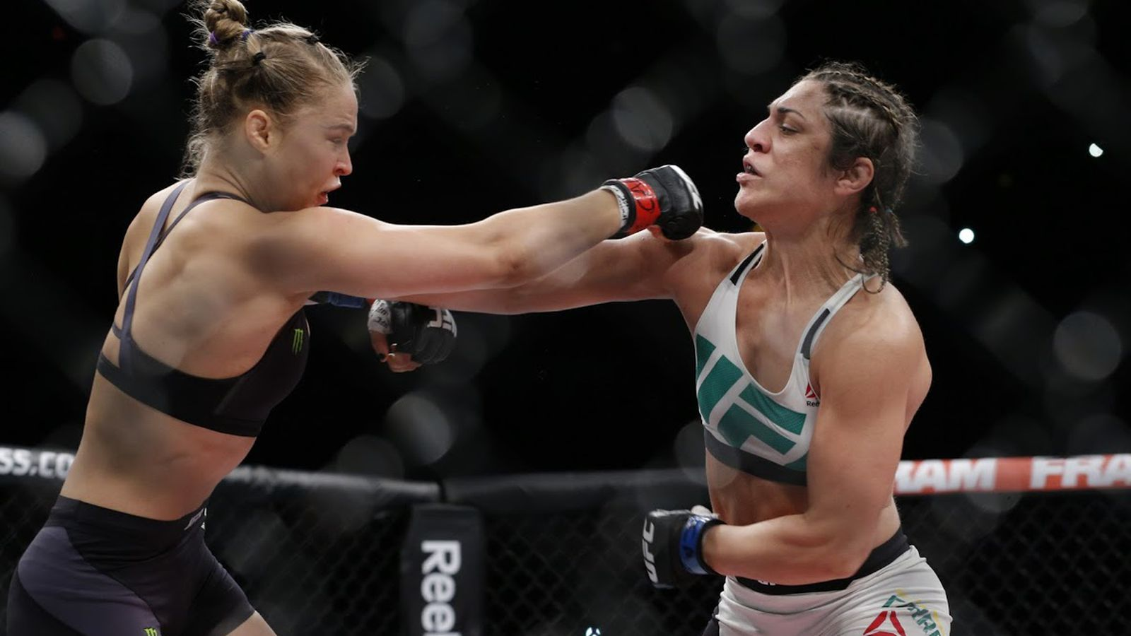 Ufc 190 Results Ronda Rousey Knocks Out Bethe Correia