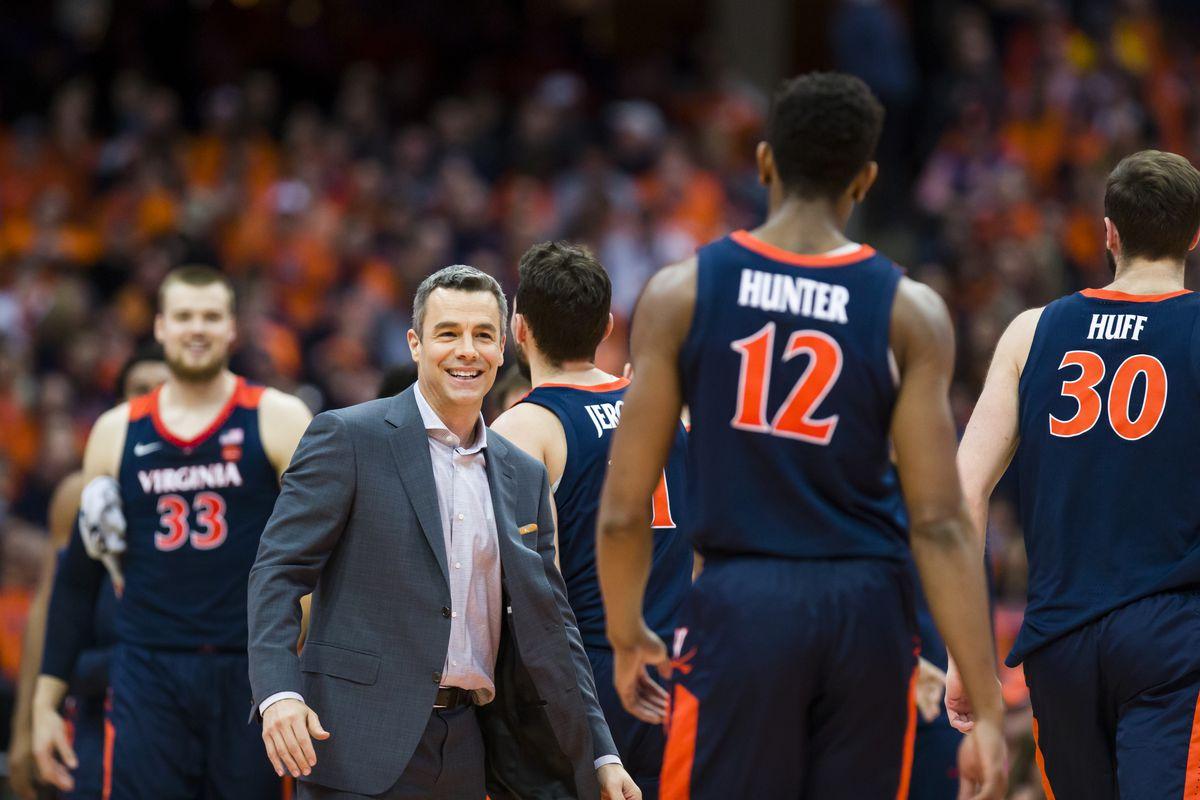 Uva Hoops To Open 2019 20 Season At Syracuse Streaking The
