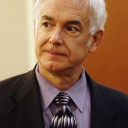 Prominent Salt Lake defense attorney Ed Brass, pictured in this 2010 photo, defended Joseph Paul Franklin in a federal civil rights trial in Salt Lake City back in 1980. Franklin was executed by lethal injection Wednesday morning in Missouri.