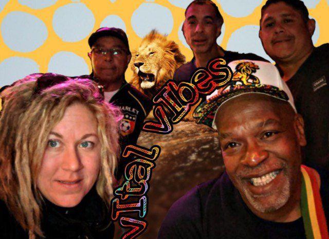 Vital Vibes Reggae band. Provided