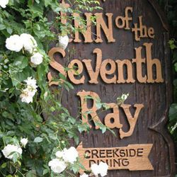 """Start your day at the dreamy <a href=""""http://www.innoftheseventhray.com"""">Inn of the Seventh Ray</a> (128 Old Topanga Canyon Rd), a vegan- and gluten-free-friendly resto with stunning outdoor settings that have made it a hippie <a href=""""http://la.racked.co"""