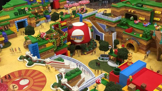 Everything we know about Super Nintendo World