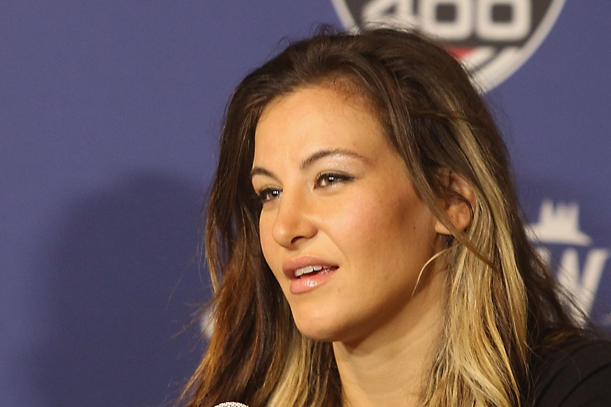 Amanda Tate miesha tate: cris cyborg needed to respect amanda nunes' ko