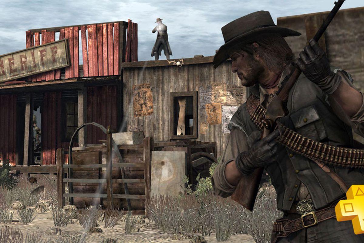 Red Dead Redemption Plus