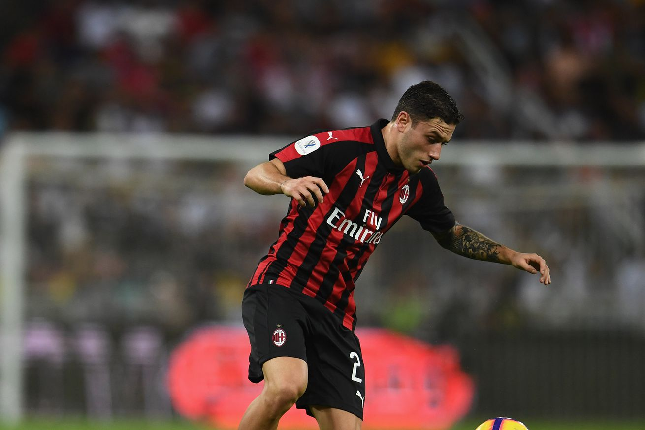 AC Milan v Napoli: Matchday Thread and Lineups