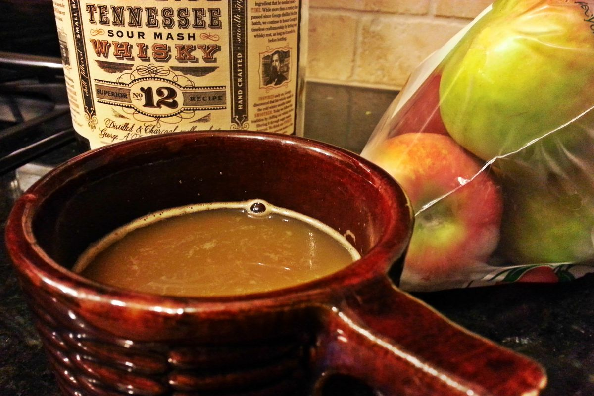 Apples + Whisky = Yes