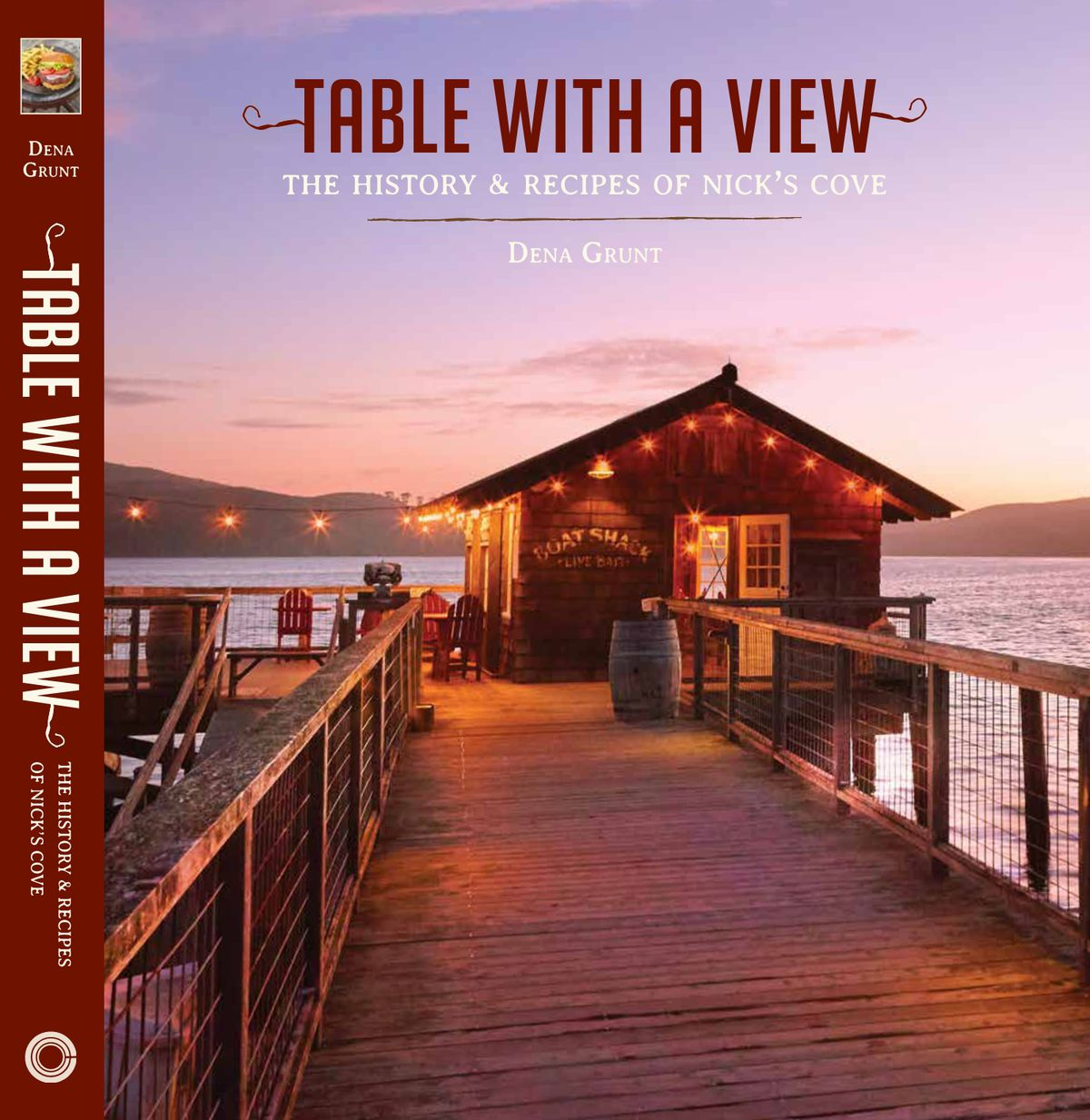 Nick's Cove cookbook cover