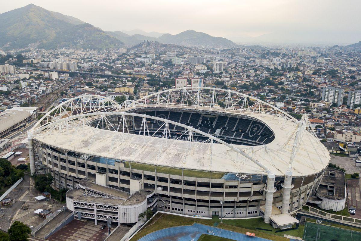 Venues of Copa America Brazil 2021