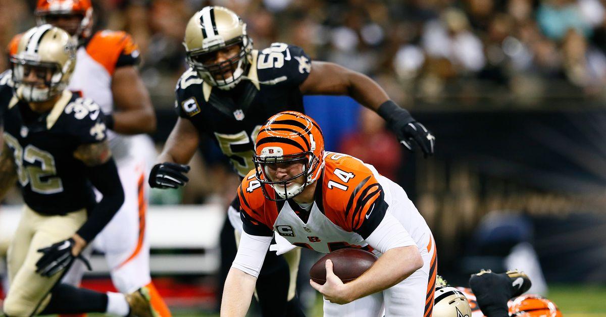 NFL Week 10 Bengals vs Saints: Behind Enemy Lines - Cincy ...