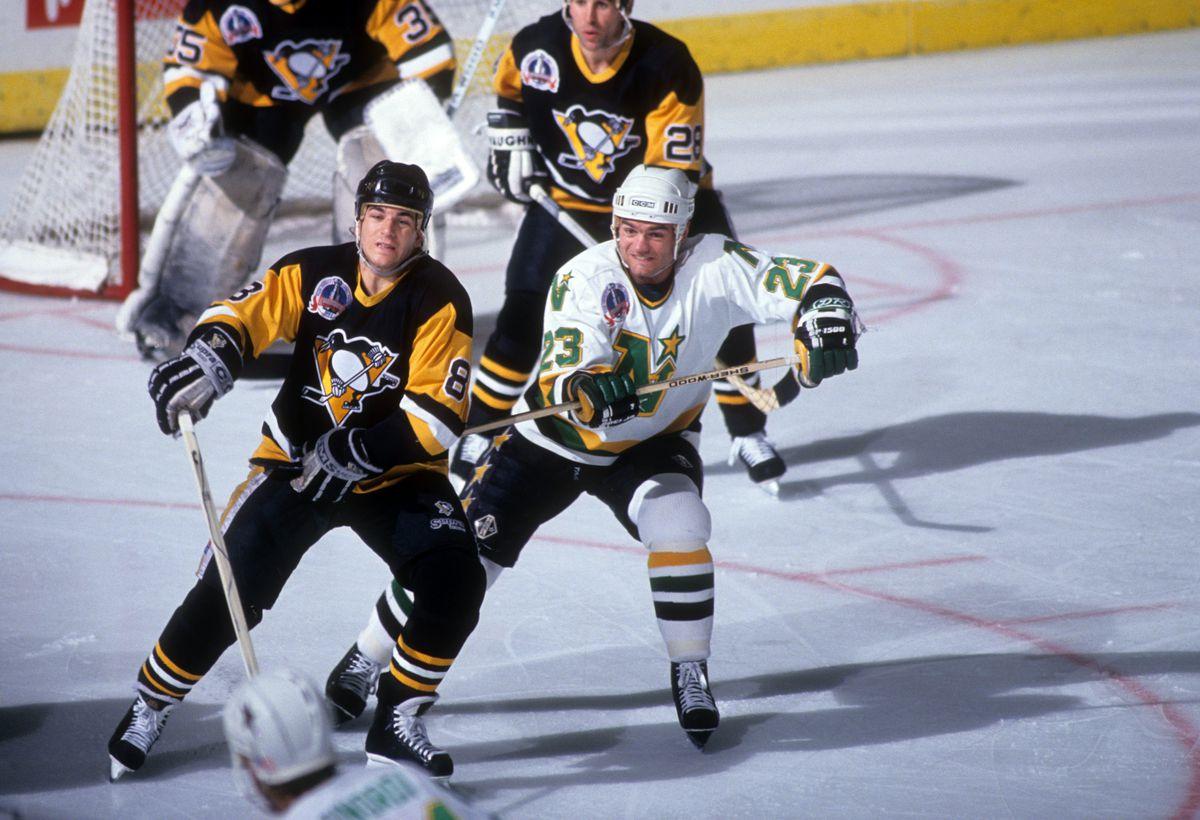 1991 Stanley Cup Finals: Pittsburgh Penguins v Minnesota North Stars