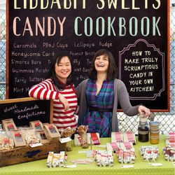 """<em>The Liddabit Sweets Candy Cookbook: How to Make Truly Scrumptious Candy in Your Own Kitchen!</em> by Liz Gutman and Jen King. Workman Publishing Company: <a href=""""http://www.amazon.com/Liddabit-Sweets-Candy-Cookbook-Scrumptious/dp/0761166459/ref=sr_1_"""