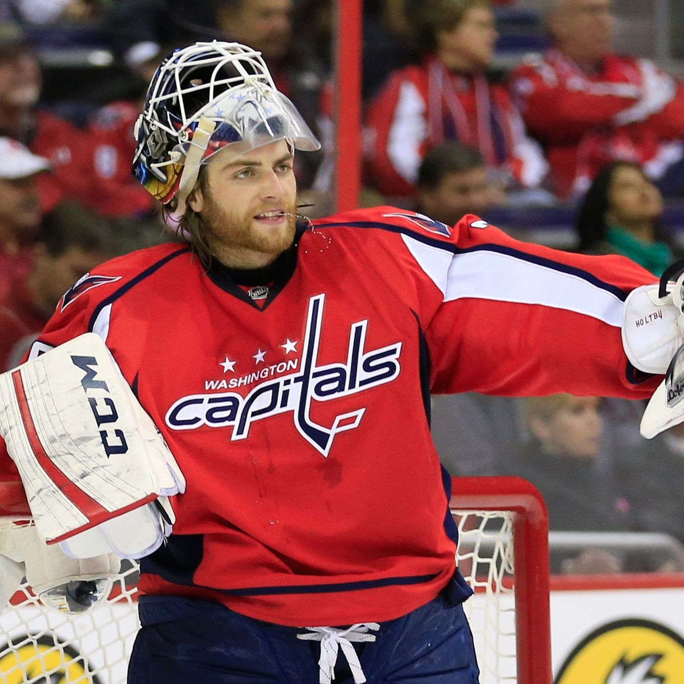 436dc915fe0 Capitals vs. Hurricanes Recap  Hole-y Holtby - Japers  Rink
