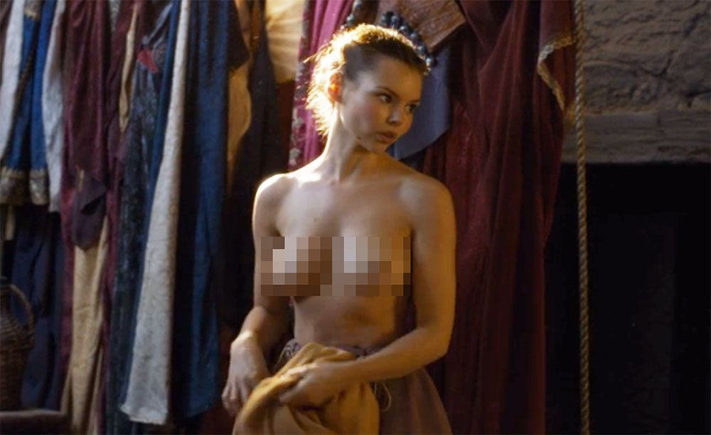 naked game of thrones