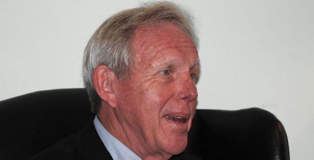 Colorado State University Chancellor Joe Blake