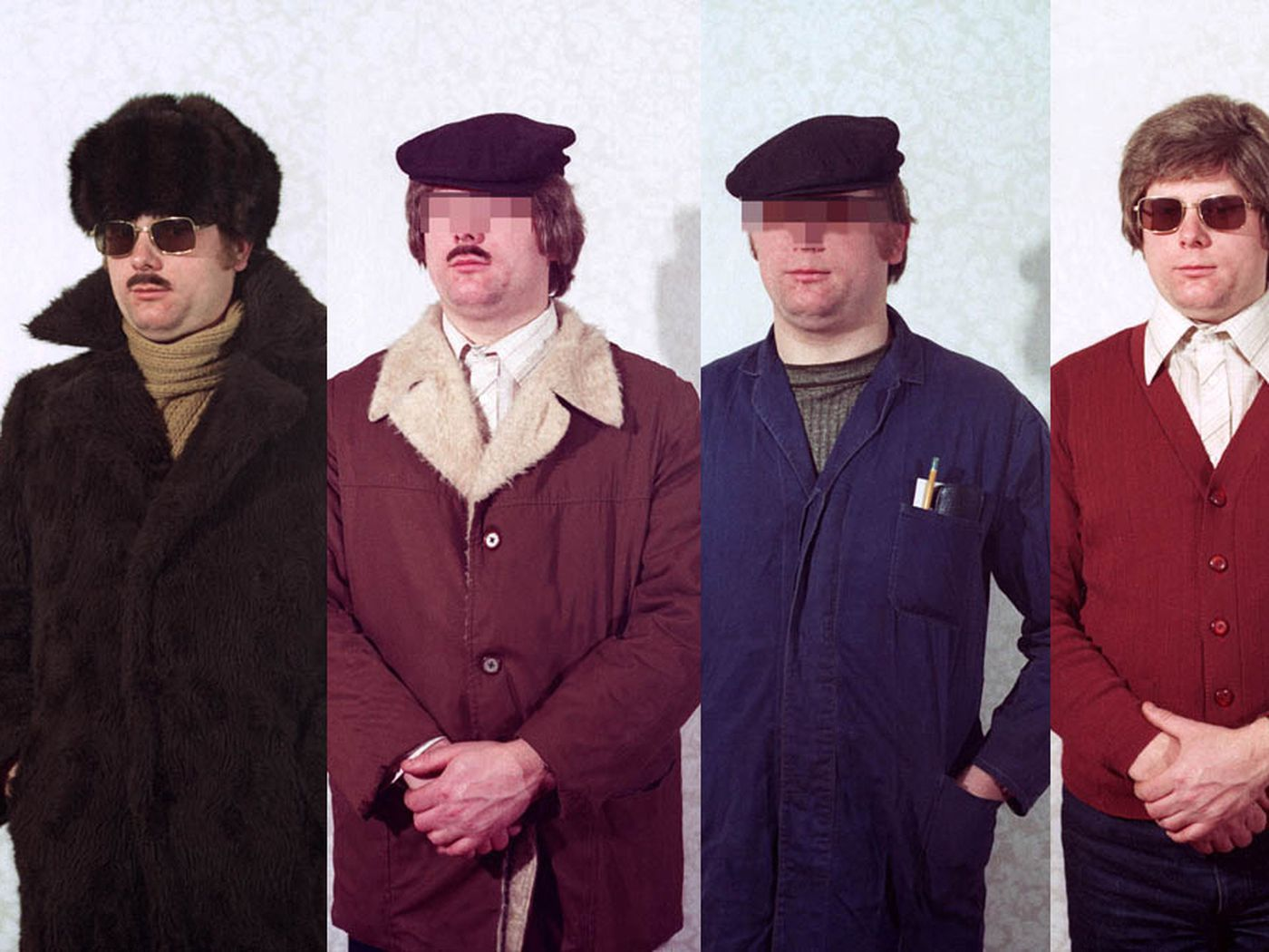 The declassified fashions of East German spies - The Verge