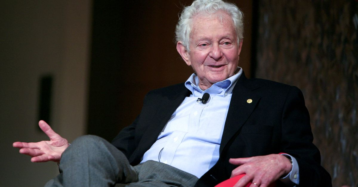 A Nobel Prize-winning physicist sold his medal for $765,000 to pay medical bills