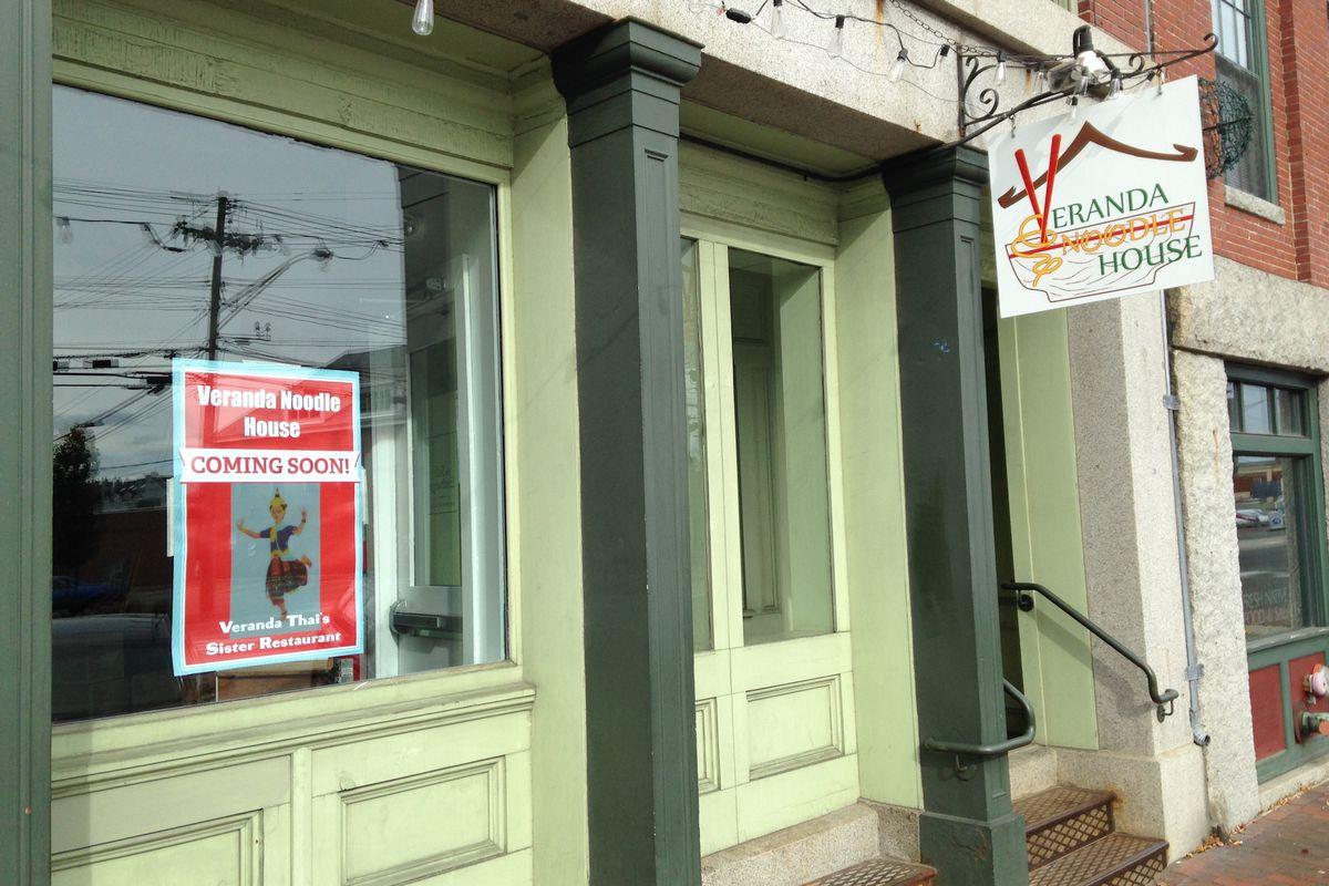 Veranda Thai Empire Extends To Downtown Portland As Noodle House