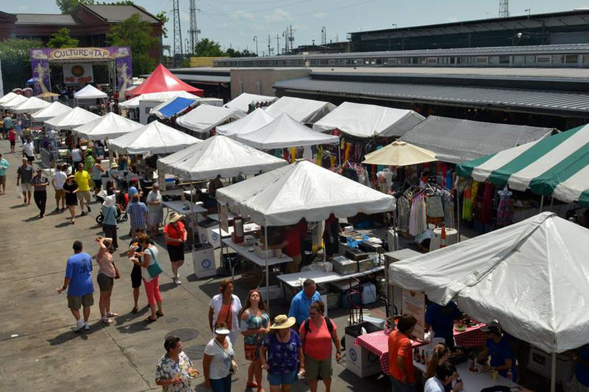 The French Market Creole Tomato Festival
