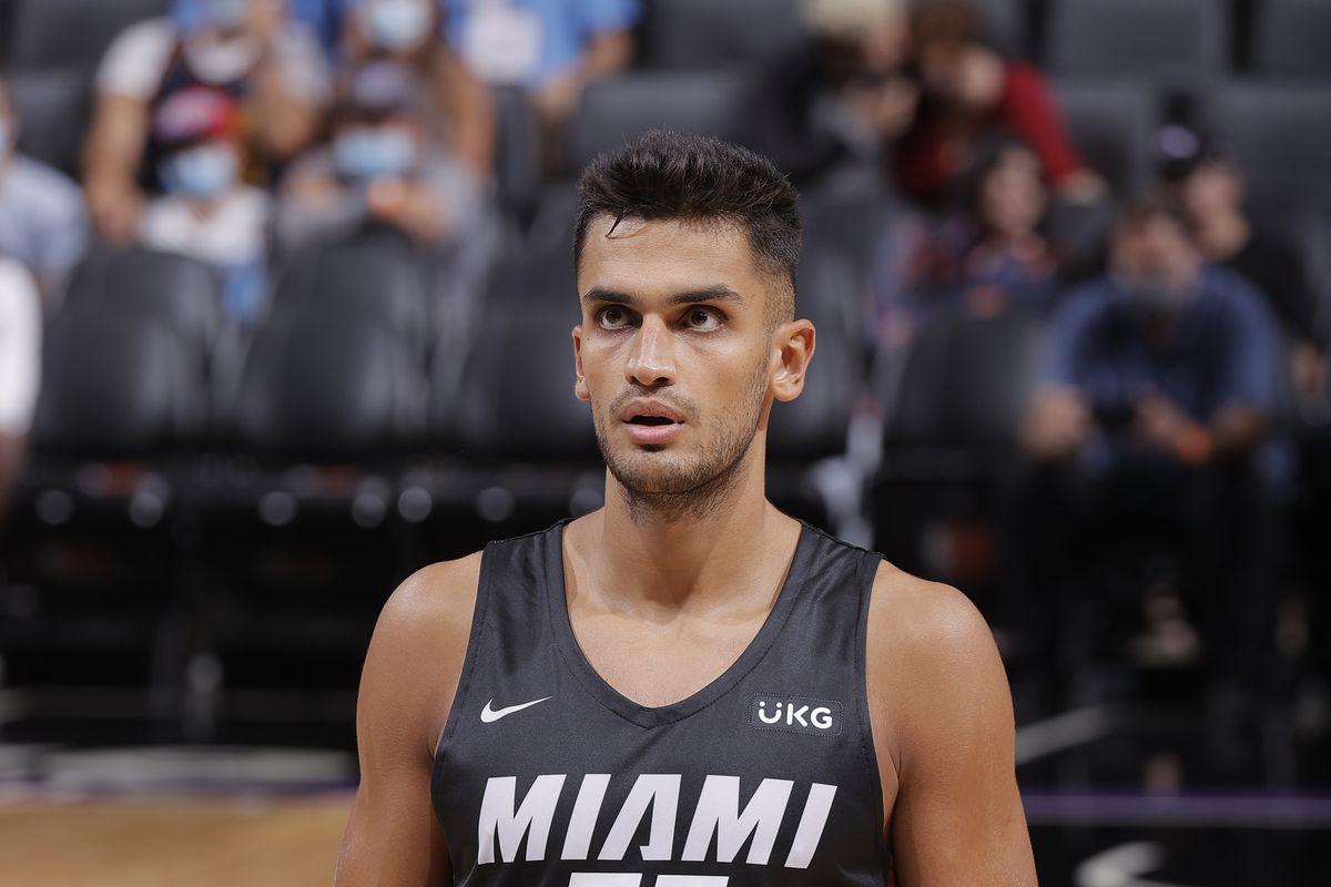 2021 California Classic Summer League: Miami Heat v Golden State Warriors