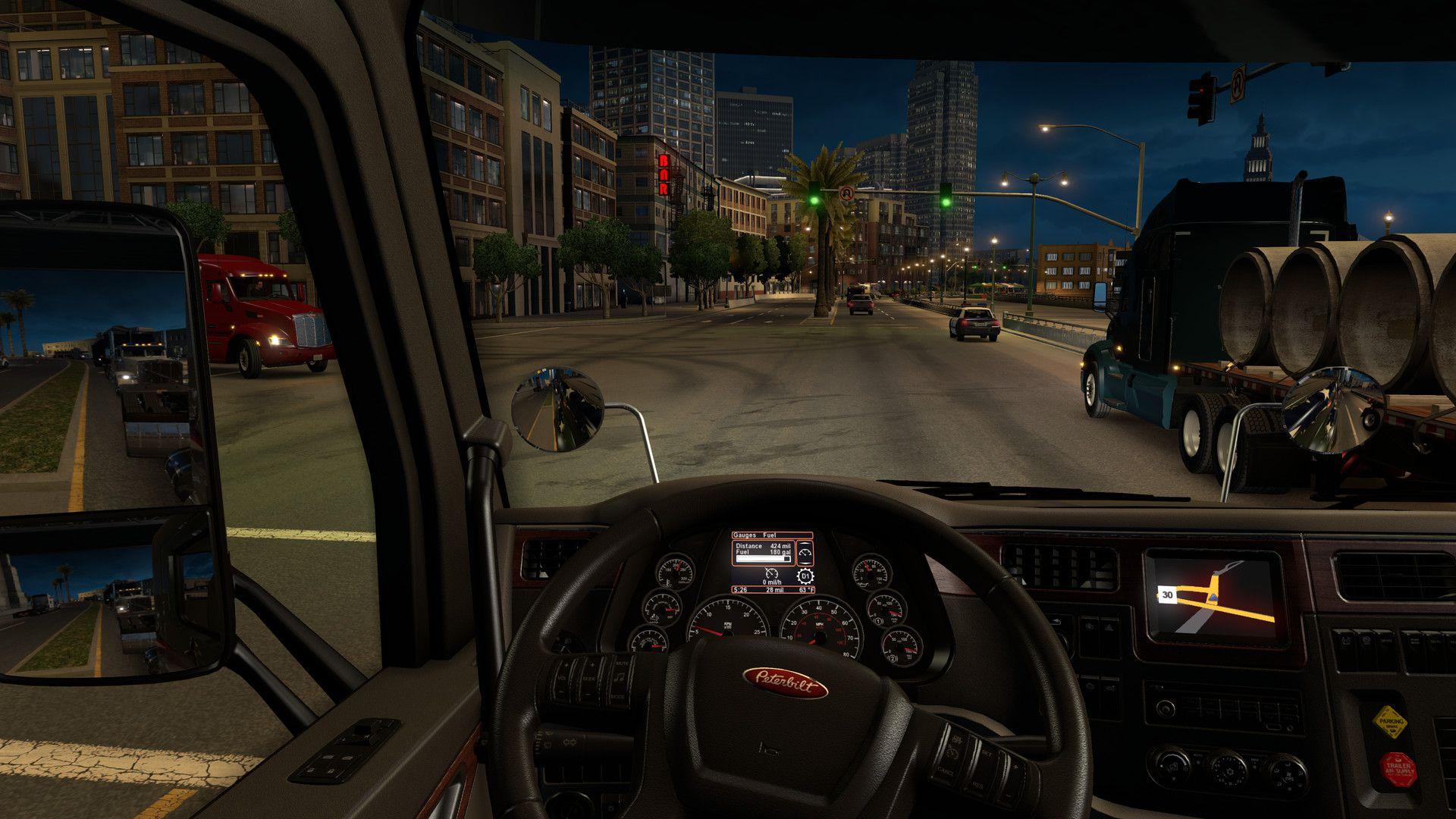 american truck simulator review screen 1