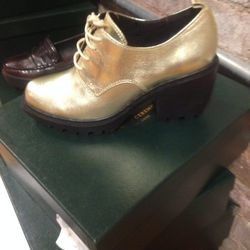Opening Ceremony brogues, $85