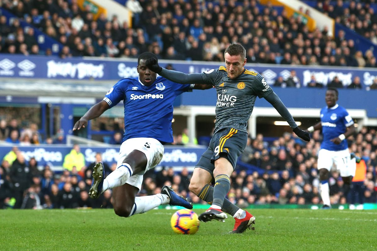 Everton FC v Leicester City - Premier League